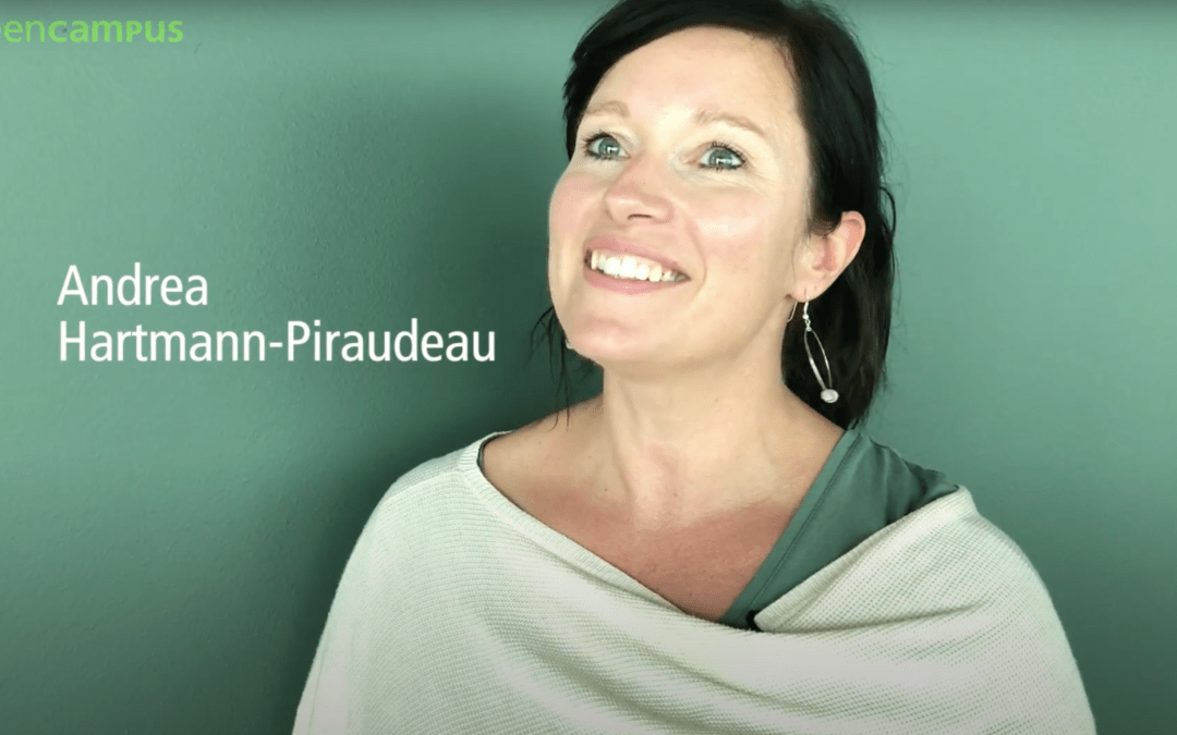 Recognizing and classifying conflicts, Andrea Hartmann-Piraudeau – GreenCampus Intro